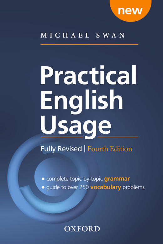 english grammar reference book